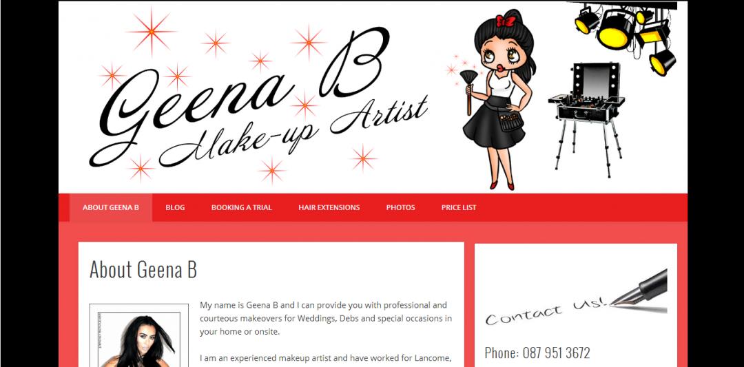 Geena B Make-up Artist