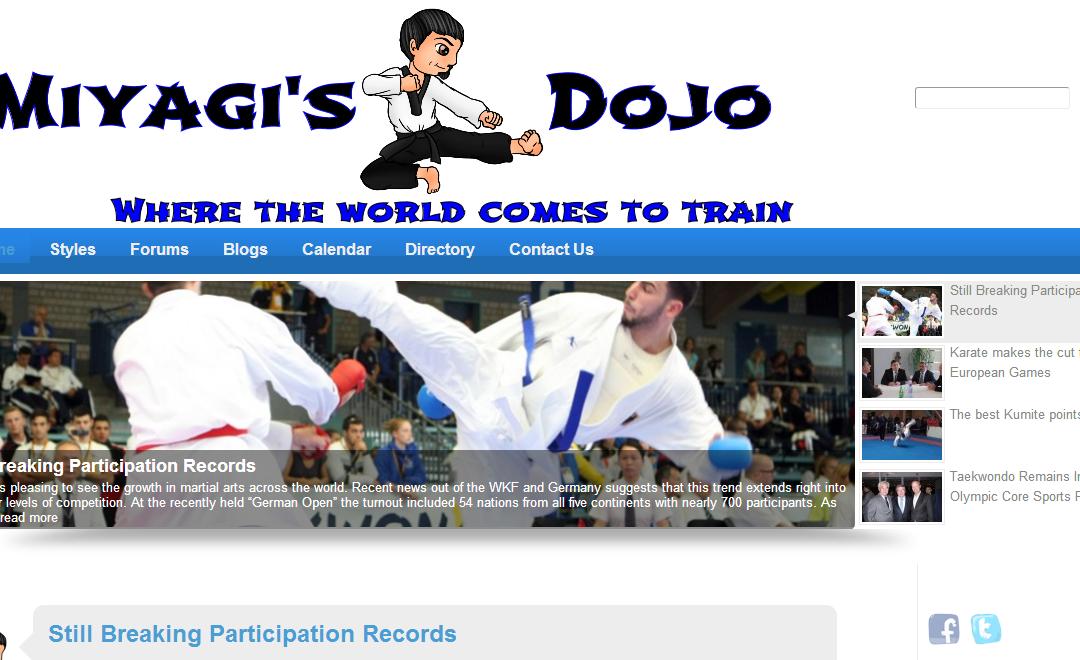 Miyagi's Dojo