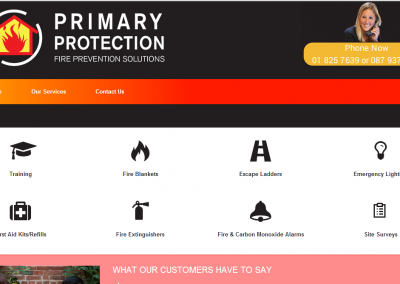 Primary Protection