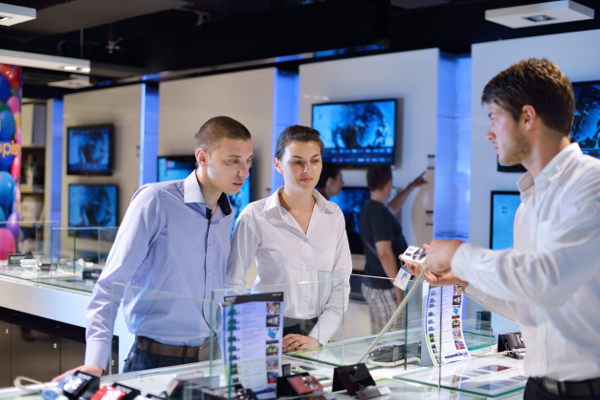 Connected Retail and Customer Loyalty